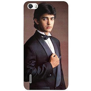 EYP Bollywood Superstar Aamir Khan Back Cover Case For Huawei Honor 6