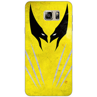 EYP Superheroes Wolverine Back Cover Case For Samsung Galaxy Note 5