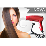 Stylize Your Hair With Professional Hair Dryer (2 Temperature Set
