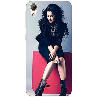 EYP Bollywood Superstar Sonakshi Sinha Back Cover Case For HTC Desire 626S