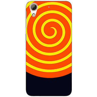 EYP Hippie Psychedelic Back Cover Case For HTC Desire 626S