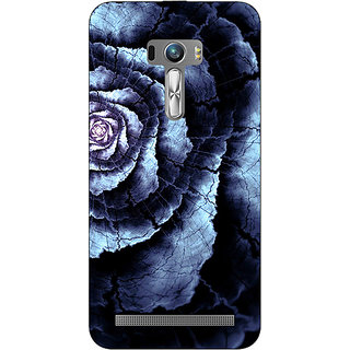 EYP Abstract Flower Pattern Back Cover Case For Asus Zenfone Selfie