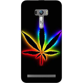 EYP Weed Marijuana Back Cover Case For Asus Zenfone Selfie