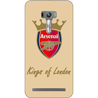 EYP Arsenal Back Cover Case For Asus Zenfone Selfie