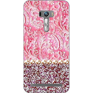EYP Pearl Pink Back Cover Case For Asus Zenfone Selfie