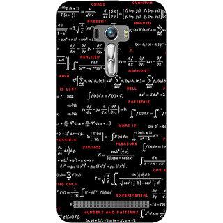 EYP Super Maths Back Cover Case For Asus Zenfone Selfie