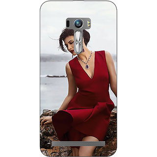 EYP Bollywood Superstar Jacqueline Fernandez Back Cover Case For Asus Zenfone Selfie