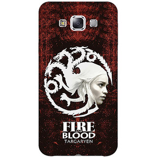 EYP Game Of Thrones GOT House Targaryen  Back Cover Case For Samsung Galaxy J2
