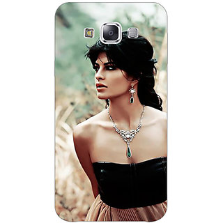 EYP Bollywood Superstar Jacqueline Fernandez Back Cover Case For Samsung Galaxy J2