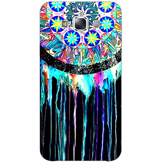 EYP Abstract Dream Catcher Pattern Back Cover Case For Samsung Galaxy J1