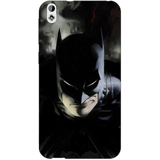 EYP Superheroes Batman Dark knight Back Cover Case For HTC Desire 816 Dual Sim