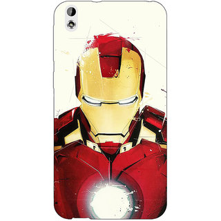 EYP Superheroes Ironman Back Cover Case For HTC Desire 816 Dual Sim