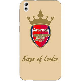 EYP Arsenal Back Cover Case For HTC Desire 816