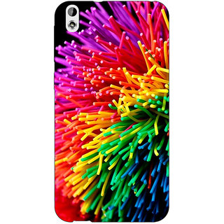 EYP Colour Bomb Back Cover Case For HTC Desire 816