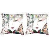 Pair Of Hope Cushion Cover Throw Pillow Design 1