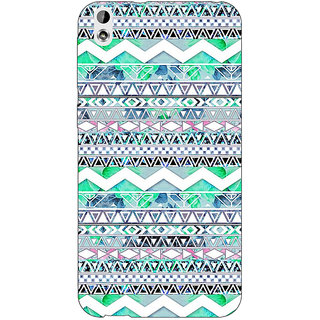 EYP Aztec Girly Tribal Back Cover Case For HTC Desire 816 Dual Sim