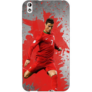 EYP Cristiano Ronaldo Portugal Back Cover Case For HTC Desire 816