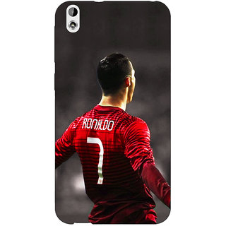 EYP Cristiano Ronaldo Portugal Back Cover Case For HTC Desire 816