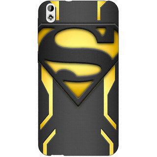 EYP Superheroes Superman Back Cover Case For HTC Desire 816 Dual Sim