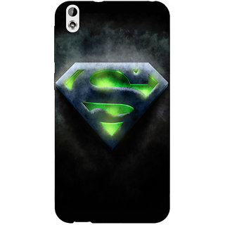 EYP Superheroes Superman Back Cover Case For HTC Desire 816 Dual Sim