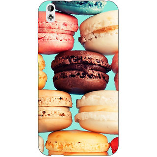 EYP Macaroons Back Cover Case For HTC Desire 816 Dual Sim