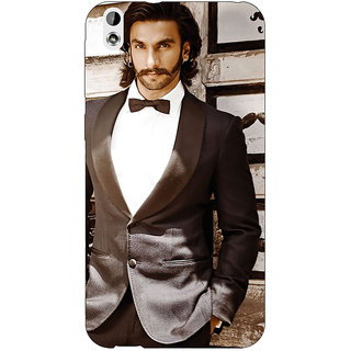 EYP Bollywood Superstar Ranveer Singh Back Cover Case For HTC Desire 816