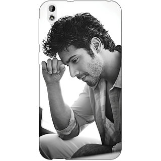 EYP Bollywood Superstar Varun Dhawan Back Cover Case For HTC Desire 816 Dual Sim