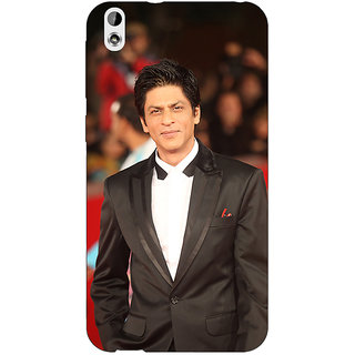 EYP Bollywood Superstar Shahrukh Khan Back Cover Case For HTC Desire 816