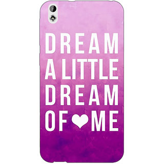 EYP Dream Love Back Cover Case For HTC Desire 816G