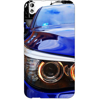 EYP Super Car BMW Back Cover Case For HTC Desire 816 Dual Sim