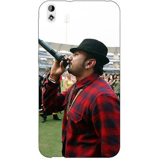 EYP Bollywood Superstar Honey Singh Back Cover Case For HTC Desire 816 Dual Sim