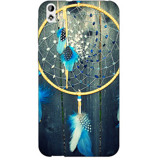 EYP Dream Catcher  Back Cover Case For HTC Desire 816G