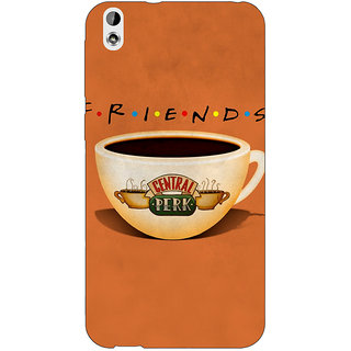 EYP FRIENDS Back Cover Case For HTC Desire 816G