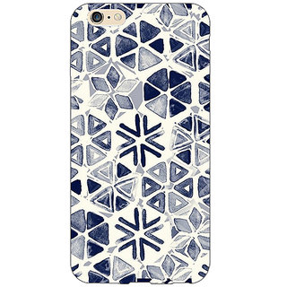 EYP Snow winter Pattern Back Cover Case For Apple iPhone 6S