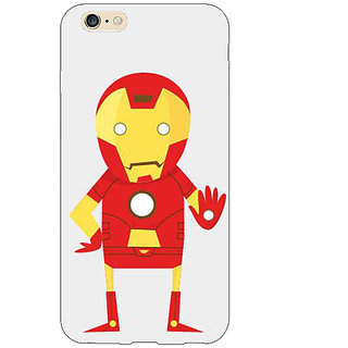 EYP Superheroes Iron Man Back Cover Case For Apple iPhone 6S