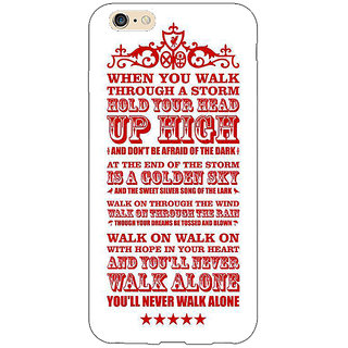 EYP Liverpool Back Cover Case For Apple iPhone 6S Plus