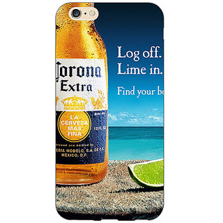 EYP Corona Beer Back Cover Case For Apple iPhone 6S