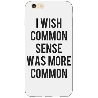 EYP Quote Back Cover Case For Apple iPhone 6S
