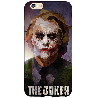 EYP Villain Joker Back Cover Case For Apple iPhone 6S Plus