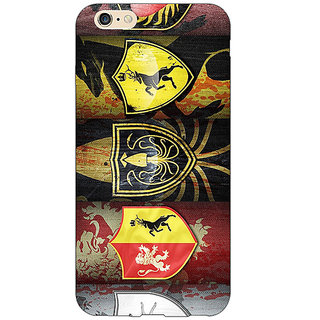 EYP Game Of Thrones GOT  Back Cover Case For Apple iPhone 6S Plus