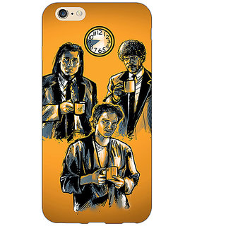 EYP Pulp Fiction Back Cover Case For Apple iPhone 6S Plus