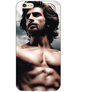 EYP Bollywood Superstar Ranveer Singh Back Cover Case For Apple iPhone 6S Plus