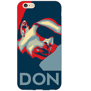 EYP Bollywood Superstar Don Shahrukh Khan Back Cover Case For Apple iPhone 6S