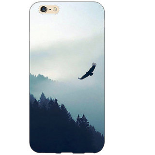 EYP Mountains Valleys Back Cover Case For Apple iPhone 6S