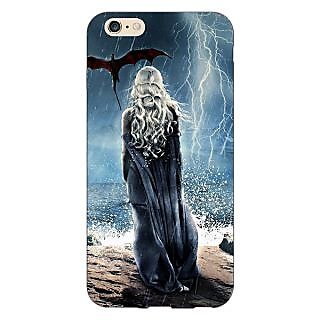EYP Game Of Thrones GOT House Targaryen  Back Cover Case For Apple iPhone 6S Plus