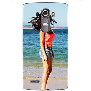 EYP Bollywood Superstar Shruti Hassan Back Cover Case For LG G4