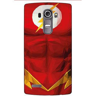 EYP Flash Back Cover Case For LG G4