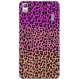 EYP Cheetah Leopard Print Back Cover Case For Lenovo K3 Note