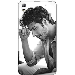 EYP Bollywood Superstar Varun Dhawan Back Cover Case For Lenovo K3 Note