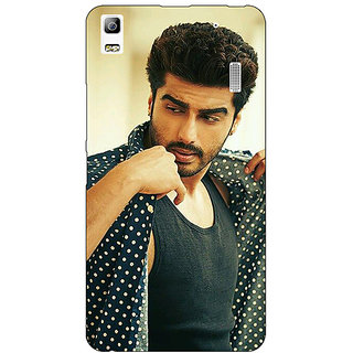 EYP Bollywood Superstar Arjun Kapoor Back Cover Case For Lenovo K3 Note